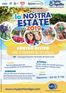 Centri Estivi San Teodoro La Nostra Estate 2019