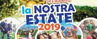 Centri Estivi San Teodoro La Nostra Estate 2019 - Copertina